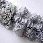 ZOE Bridal Wedding Garter S..